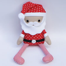 Jolly Mister Claus SEWING PATTERN - Melly & Me - Toy Cute Boys Girl