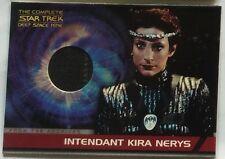 THE COMPLETE STAR TREK DS9 COSTUME CARD - CC4 KIRA