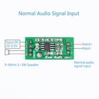 DC 3V 5V LM4871 Digitales Mono-Leistungsverstärkermodul 3 W Audiosignaleingang