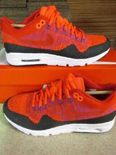 Scarpe da ginnastica rosse tessile Nike per donna