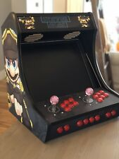 BARTOP ARCADE MACHINE -FULLY BUILT/ THOUSANDS OF GAMES