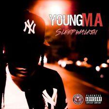 Young MA - Sleep Walkin Mixtape CD M.A. Sleepwalkin