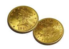 1897 P $10 Gold Liberty Eagle Lot 80
