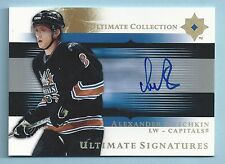ALEXANDER OVECHKIN 2005/06 ULTIMATE COLLECTION SIGNATURES RC AUTOGRAPH AUTO