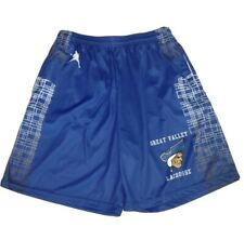 Laxx Great Valley Lacrosse Boys Athletic Shorts L Nwot