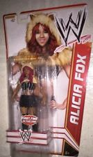 WWE Mattel BASIC Series 23 Action Figure Alicia Fox - First Time in the Line MOC