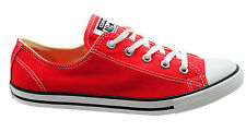Patternless Converse Canvas Trainers for Women