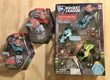 Rocket League Battle Cars Custom Mega Pack Series 1 & (2) Extras NEW!! VHTF !!