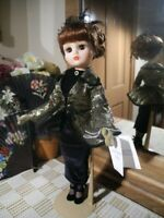 """LE 310 UFDC 50th Conv Doll 1999 One Enchanted Evening Madame Alexander Tag 17.5"""""""