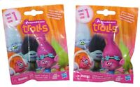 Dreamworks Trolls Blind Bag Series 1 Mini Figure - Sealed - Qty 2 - Random
