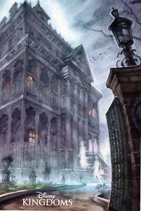 Disney Kingdoms Marvel Comics Haunted Mansion Including Variants