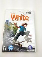 Shaun White Skateboarding Nintendo Wii 2010