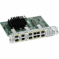 USED Cisco SM-X-6X1G 6-Port High-Density Gigabit Ethernet WAN Service Module