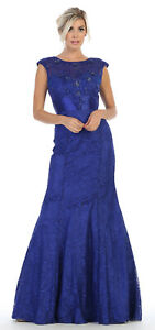 SALE ! EVENING FORMAL LONG DRESSES MERMAID PROM ENGAGEMENT SPECIAL OCCASION GOWN
