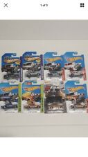 Hot Wheels '55 Chevy Bel Air Gasser Lot Mixed 8 Cars New on Card
