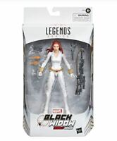 Hasbro Marvel Legends Black Widow White Costume Target Exclusive Preorder