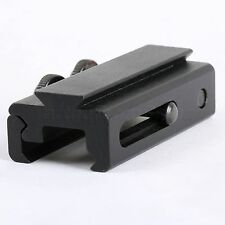 11mm to 20mm Extension Weaver Scope Dovetail Rail Adapter Mount Base for Hunting