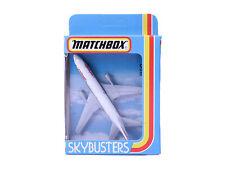 Matchbox Skybusters SB-13 DC 10 (Swissair) Flugzeug OVP - 0756