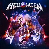 Helloween - United Alive Nuovo DVD
