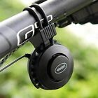 MTB Bicycle Electric Bell USB Charging Bike Electronic Horn Waterproof Outdoor photo