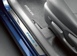 Genuine Toyota Illuminated Door Sills for 2010-2015 Toyota Prius (New, OEM)