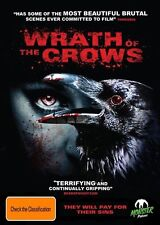 Wrath Of The Crows (DVD, 2014)
