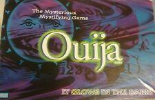 Parker Bros. 1998 Complete Ouija Board Glows in the Dark Excellent Condition !