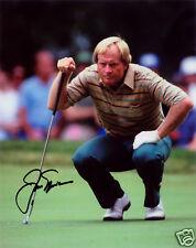 Jack Nicklaus PGA Tour SIGNED 8x10 Photo COA!
