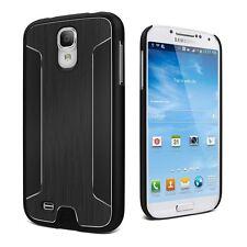 Cygnett UrbanShield Brushed Aluminium Case Samsung Galaxy  S4 ,GT-i9500 - Black