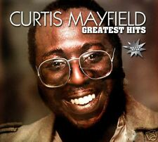 CD Curtis Mayfield Greatest Hits