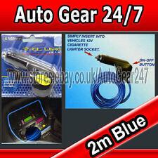 12 V on/off Allume-En Voiture Bateau Van Limousine intérieur 12 V 2 m EL NEON Wire