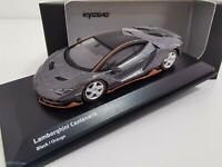 Lamborghini Centenario,Scale 1:64 by Kyosho