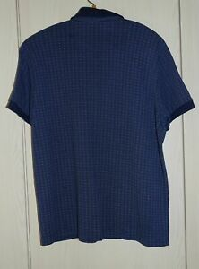 Polo-Shirt, Gr. L (52), Herren, Kurzarm, Baumwolle, Poloshirt, Motiv