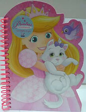 PRINCESS NOTEPAD, STATIONERY, WRITING, PARTY, STOCKING FILLER ITEM