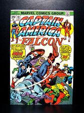 COMICS: Captain America #181 (1975), 1st new Captain America (Roscoe Simons) app