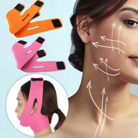 Reduce Double Chin V Face Shaper Lift UP Mask Anti Wrinkle  Cheek Slimming