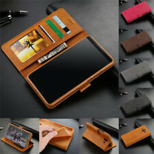 For Huawei Mate 20 10 Lite P40 P30 Pro Magnetic Leather Wallet Card Case Cover