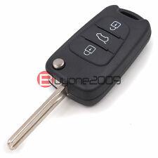 Folding Remote Key Shell Case Fob 3B for Kia Picanto Ceed, Ceed Pro Sportage Rio