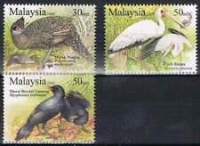 Malaysia postfris 2009 MNH 12 - Vogels / Birds (n1)