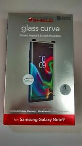 ZAGG invisibleShield Glass Curve Screen Protector for Samsung Galaxy Note9