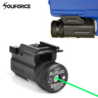 Power Green Dot Laser Sight QD 20mm Picatinny Rail for Pistol AirGun Rifle