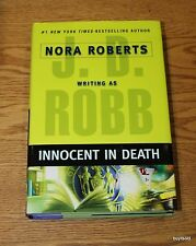 Innocent in Death by J. D. Robb (2007, Hardcover)