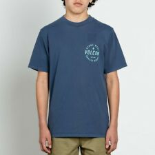 Volcom Lodown Tee Boys in Blue