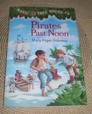 Magic Tree House (R): Pirates Past Noon 4 by Mary Pope Osborne (1994, Paperback)