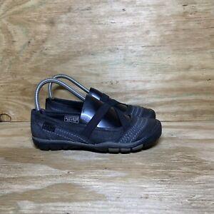KEEN Rivington CNX Crisscross Mary Jane Shoes Womens Size 6 Black 1012367 Flats