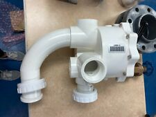 Used-Sta-Rite/Pentair Water 6-position Multiport Valve 2 in P/N-18201-0300