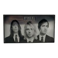 NIRVANA: With The Lights Out Box Collection 4 CD Disc Set Kurt Cobain + Booklet
