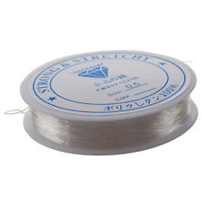 0.5mm 20 metres bobine fil nylon fort Pour faire les bijoux/enfiler les perles
