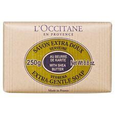 LOCCITANE Shea Butter Verbena Soap 250g