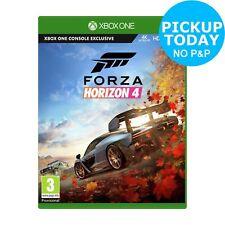 Forza Horizon 4 Microsoft Xbox One Game 3+ Years